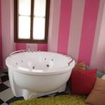 vasca da bagno idromassaggio per 2 persone